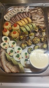 Jedzenie na imprezy