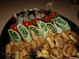 Catering na uroczystości